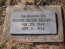 Monroe Wilson Caldwell