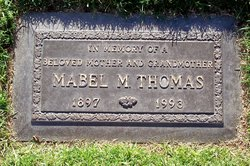 Mabel May <i>Alday</i> Thomas