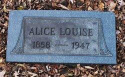 Alice Louise Halsey