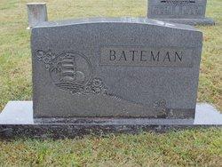 Sarah Jane <i>Dedman</i> Bateman