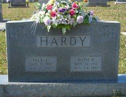 Ruth L. <i>Rumley</i> Hardy