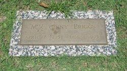 M. V. Ginny Briggs