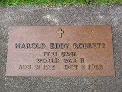 Harold Eddy Bob Roberts