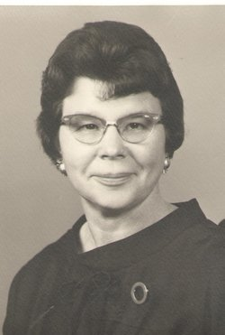 Bertha Virginia <i>Fowler</i> Gregory