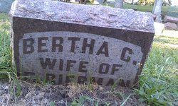 Bertha Estelle <i>Curtis</i> Bierman