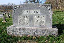 Rebecca <i>Wright</i> Bacon