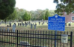 Zion United Methodist Church Cemetery
