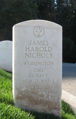 James Harold Nichols