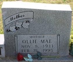 Ollie Mae <i>Corder</i> Albright