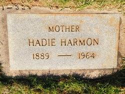 Hadie <i>Jackson</i> Harmon