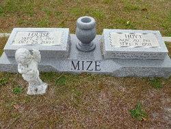 William Hoyt Mize