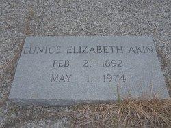 Eunice Elizabeth Akin
