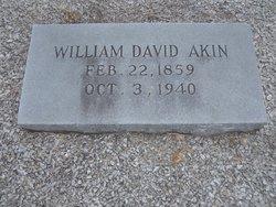 William David Akin