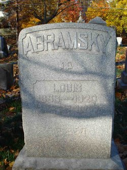 Louis Abramsky
