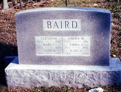 Laura Melvina <i>Davidson</i> Baird