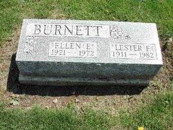 Ellen E. <i>Luckey</i> Burnette