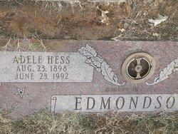 Adele <i>Hess</i> Edmondson