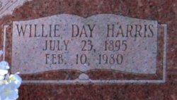 Willie Day <i>Harris</i> Braly