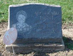 Ann <i>Grabill</i> Dent