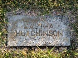 Martha Hutchinson