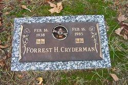 Forrest Harold Cryderman