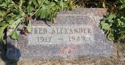Fred Alexander