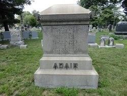 Samuel D Adair