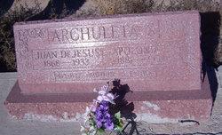 Apolonia <i>Trujillo</i> Archuleta