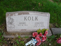 Dorothy <i>Decker</i> Kolk