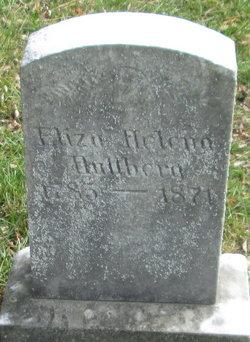 Eliza Helena Hultberg