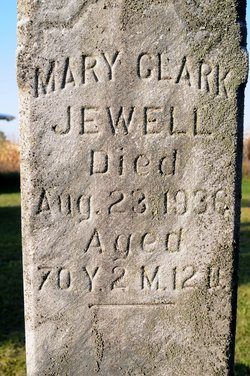 Mary Alice <i>Cook</i> Clark