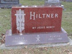 Agatha <i>Hoeschen</i> Hiltner
