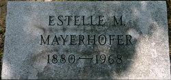 Estelle M. Mayerhofer