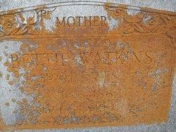 Bettie Watkins <i>Bolton</i> Roberts