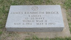 James Kenneth Brock