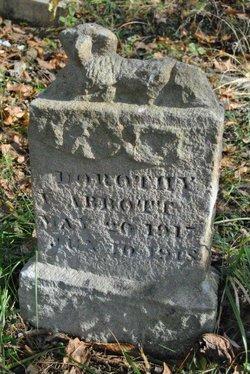 Dorothy Virginia Abbott