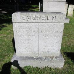Delia Elizabeth Emerson