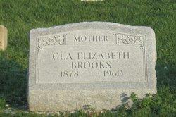 Ola Elizabeth <i>Parrish</i> Brooks