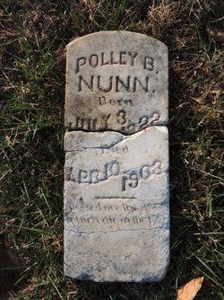 Polley B. <i>Shofner</i> Nunn
