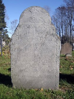 Rev Benjamin Talmadge