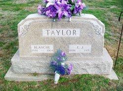 Blanche <i>Parson</i> Taylor