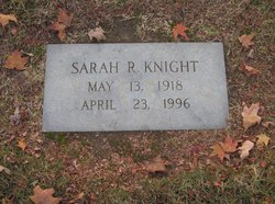 Sarah Izabel <i>Rose</i> Knight