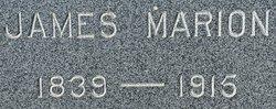 Dr James Marion Bradbury