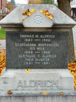 Norris M Aldrich
