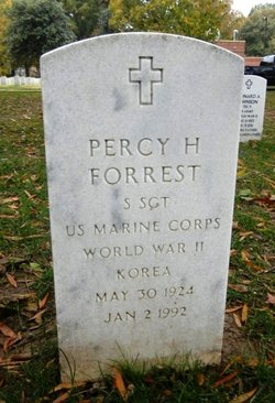 Percy Hampton Forrest