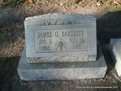 James Orville Bartlett, Sr