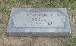 Juanita Ruth Brock
