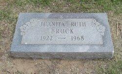 Juanita Ruth Brock
