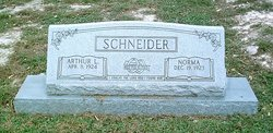 Norma Juanita <i>Bauerlein</i> Schneider