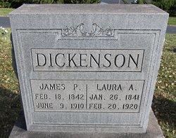 Laura A. <i>Miller</i> Dickenson